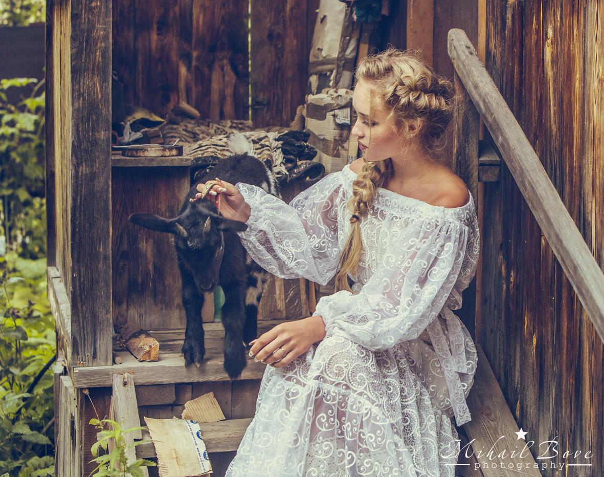 Сельская жизнь / фотограф Михаил Бове