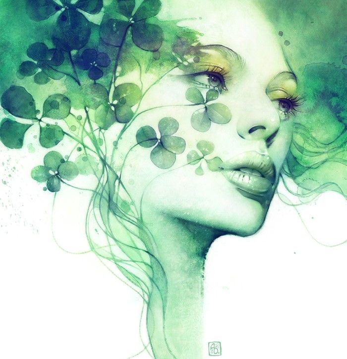 Цифровой художник Anna Dittmann