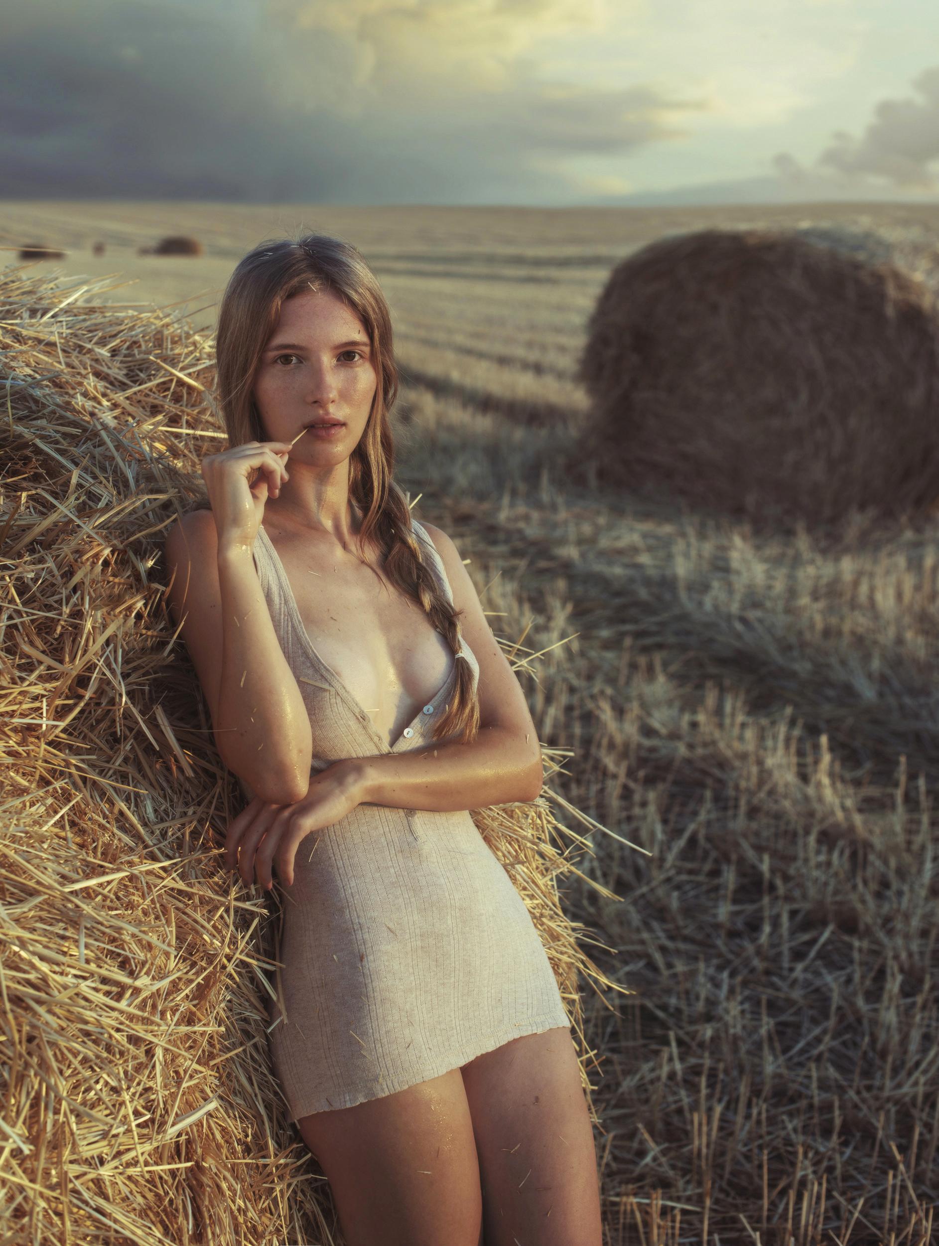 Деревенская красота/ фотограф Давид Дубницкий