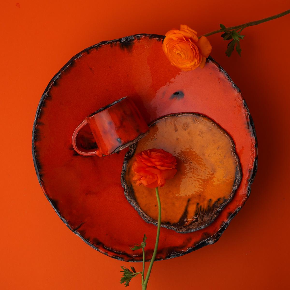 Exclusive handmade ceramics SagaPottery