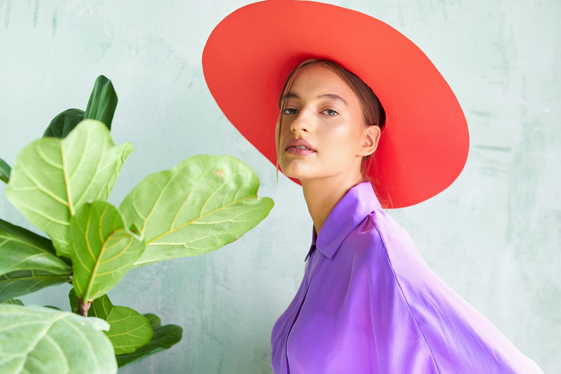 Красная шапочка / фото Ярослав Мончак Jaroslav Monchak