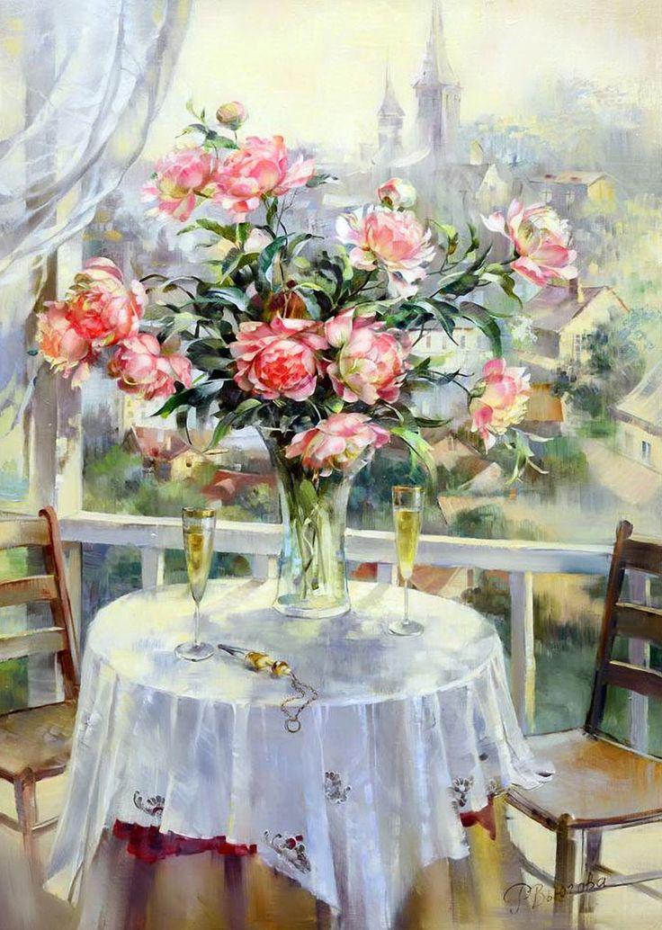 художник Римма Вьюгова