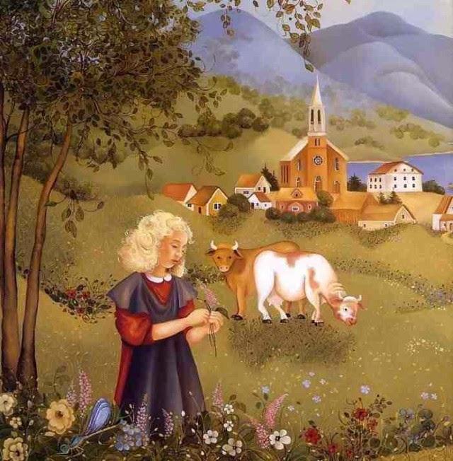художница Rajka Kupesic