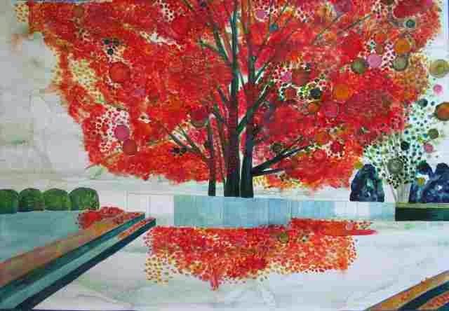 Японская художница Yukari Kaihori