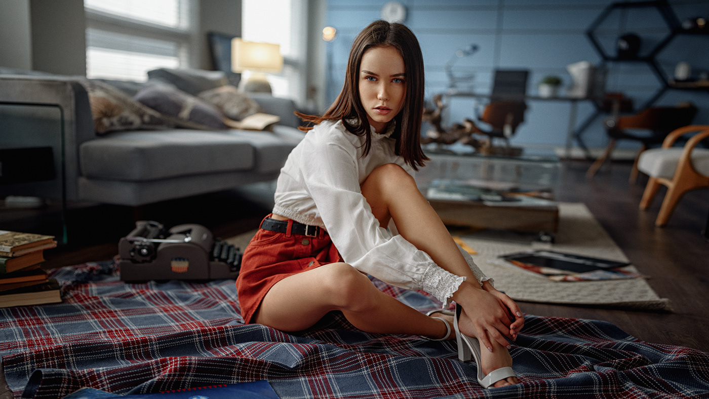 Polina 2019 / фото Georgy Chernyadyev
