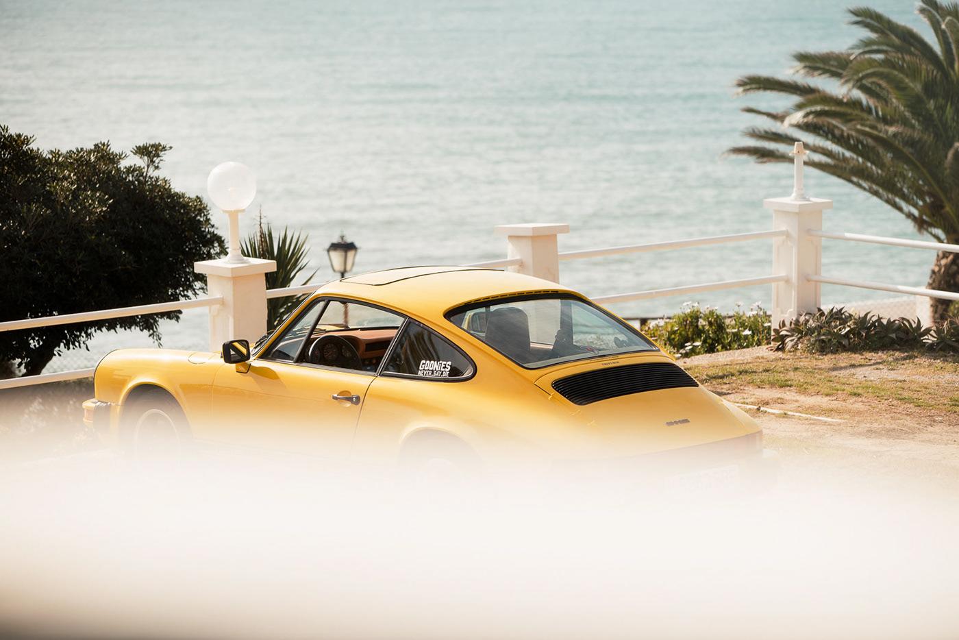 Alejandra Guilmant for Porsche / фотограф Markus Henttonen