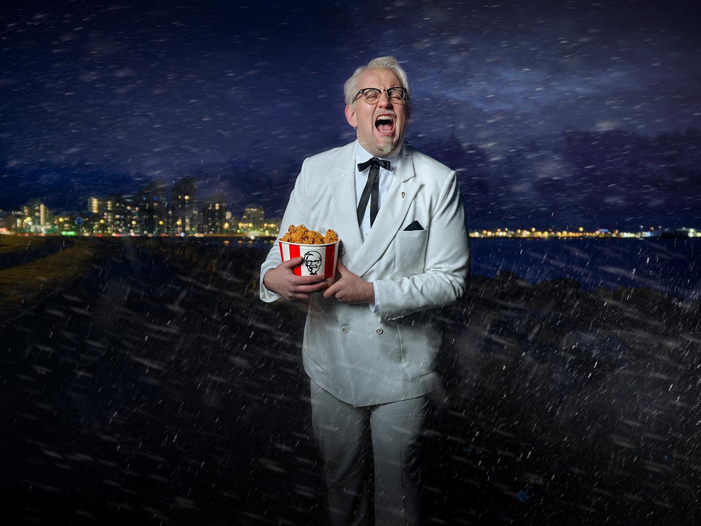 Campaign for KFC