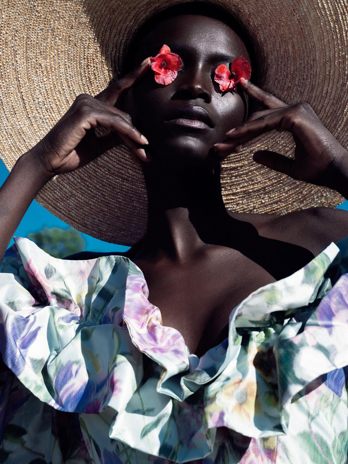 Oui, Chérie / Photography Elena Iv-skaya Model Oulimata Gallet