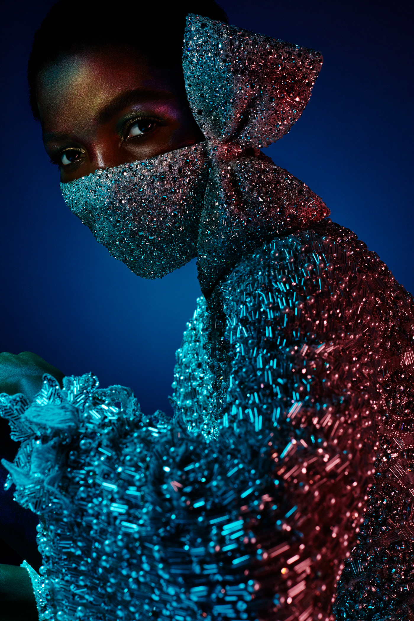 Cover Story for Harper's Bazaar Arabia Summer 2020