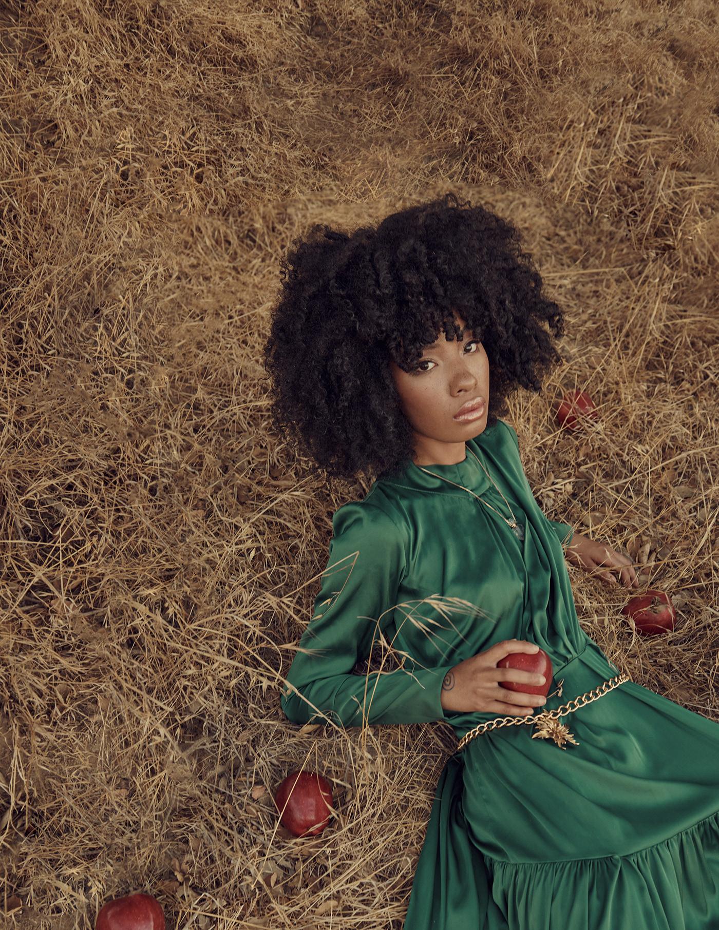 'THE GRAIN IS RIPE' | LADYGUNN Magazine