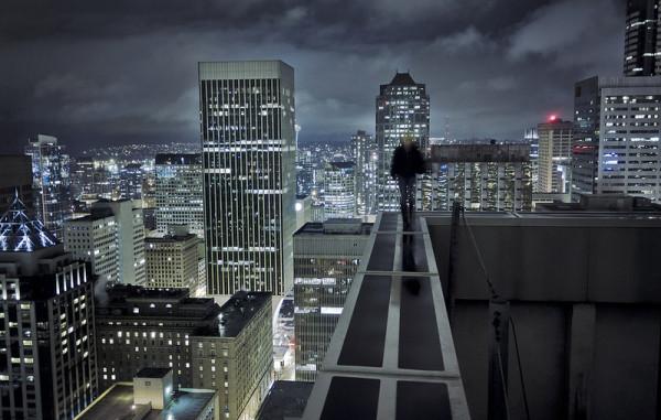 на крыше 6
