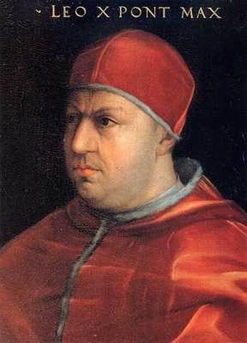 Папа Лев Х