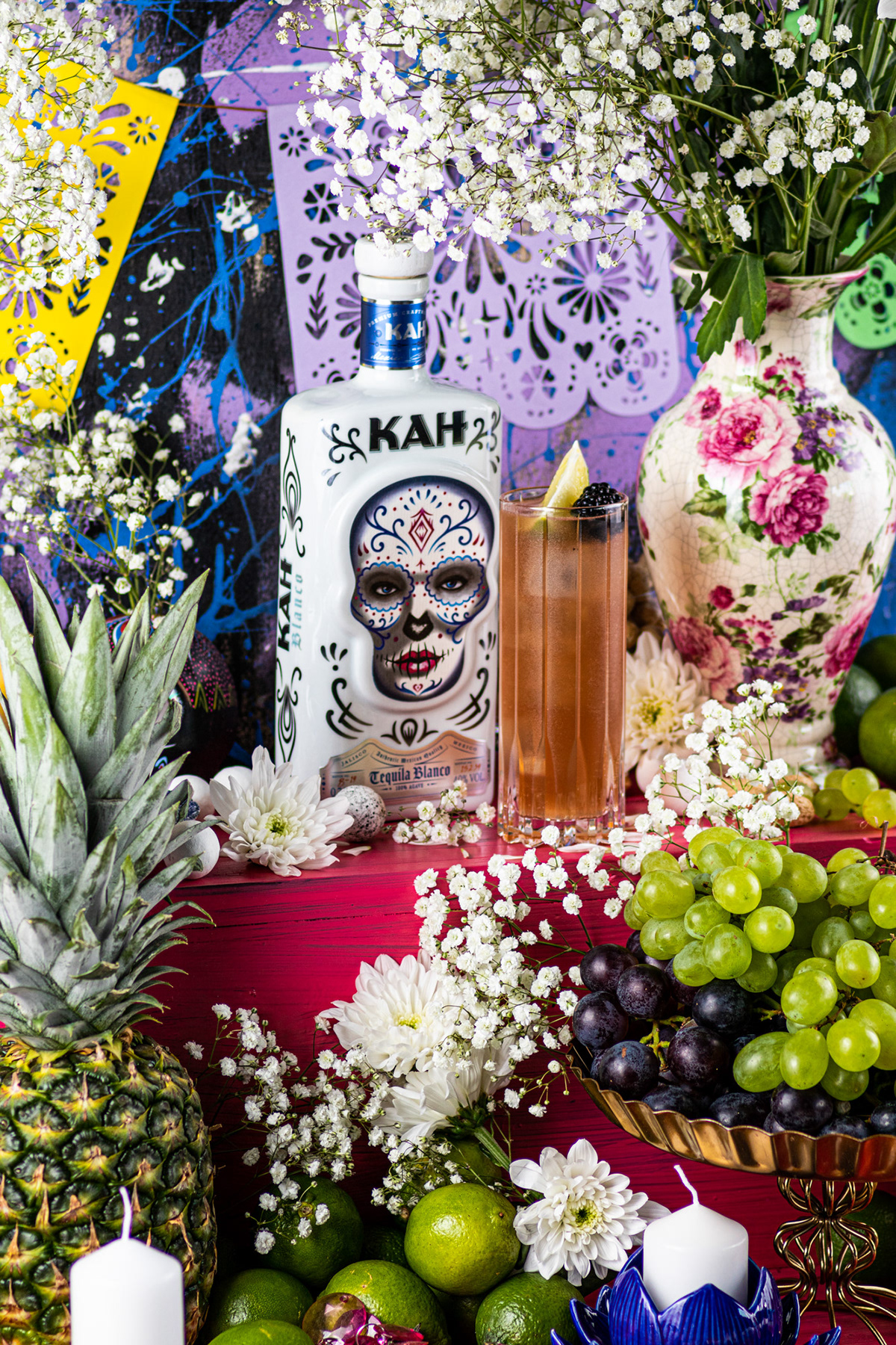 Kah Tequila photography