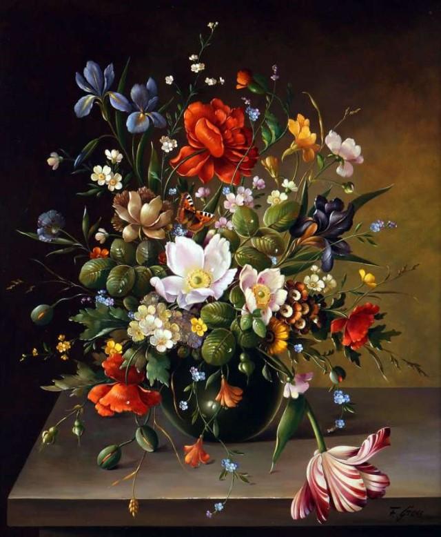 Florian Grass немецкий художник