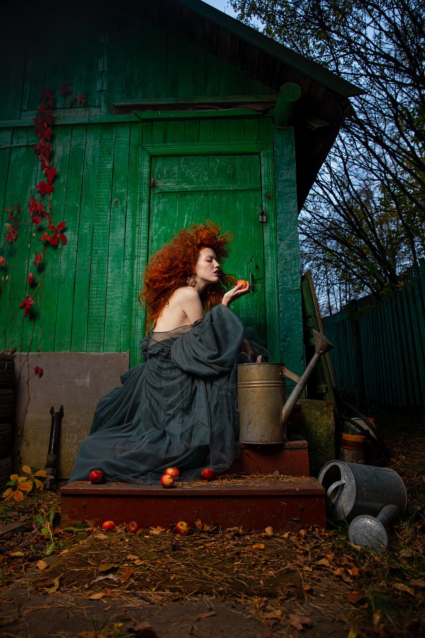 LADY of the Elements / фото Ekaterina Belinskaya