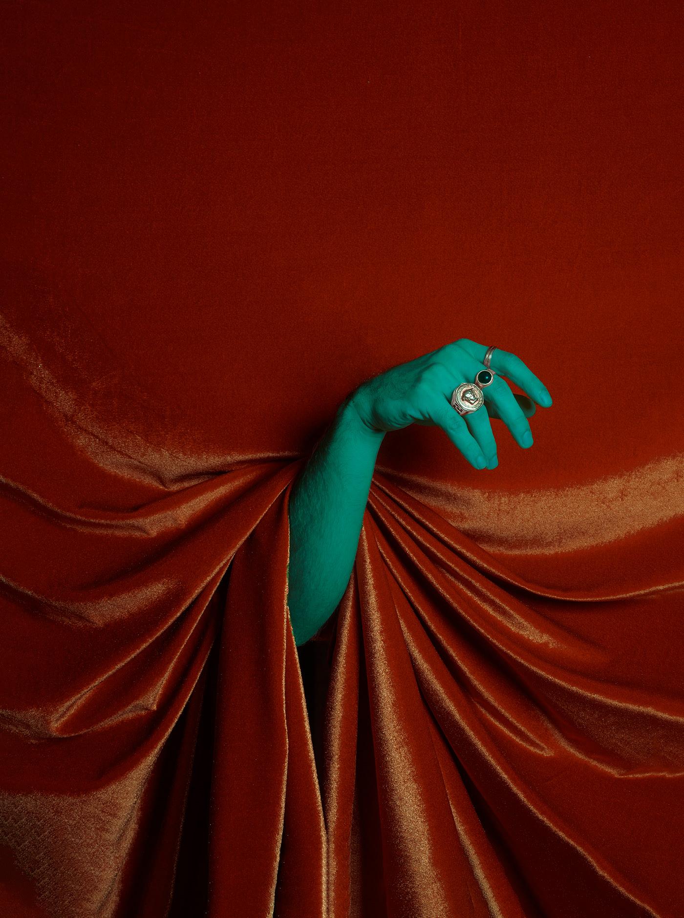 ROUGE / фотограф Paolo Barretta