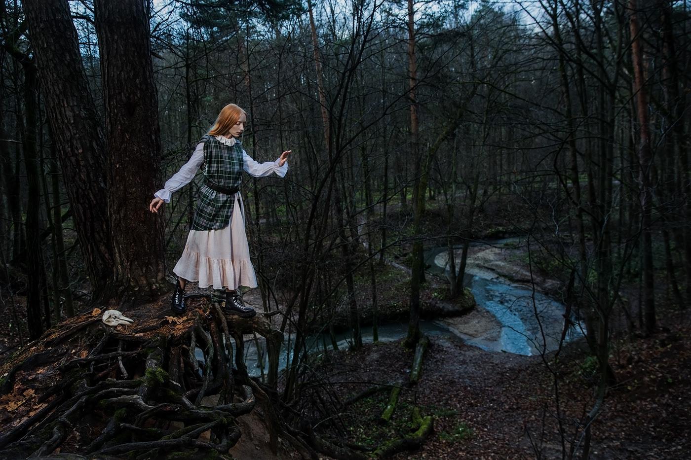 Celtia by HISTERIA dress