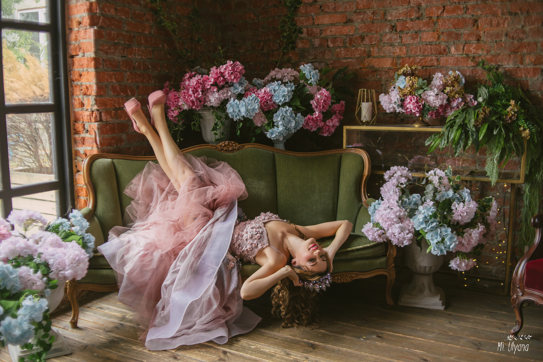 Маша / фотограф Ульяна Мизинова