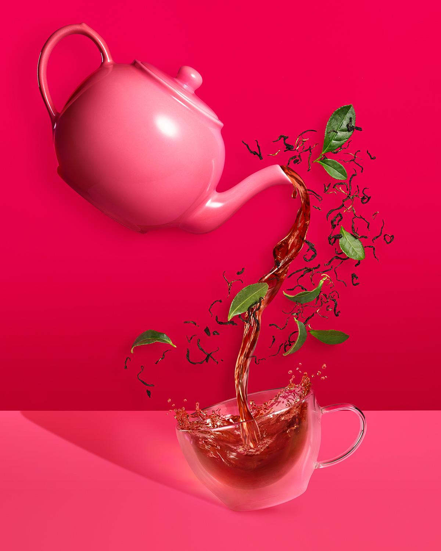 Tazo Tea - Fusing Fantasy & Reality