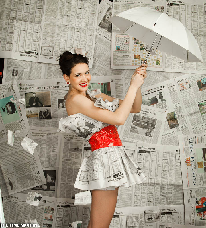 Newspapers / фотограф Михаил Бове