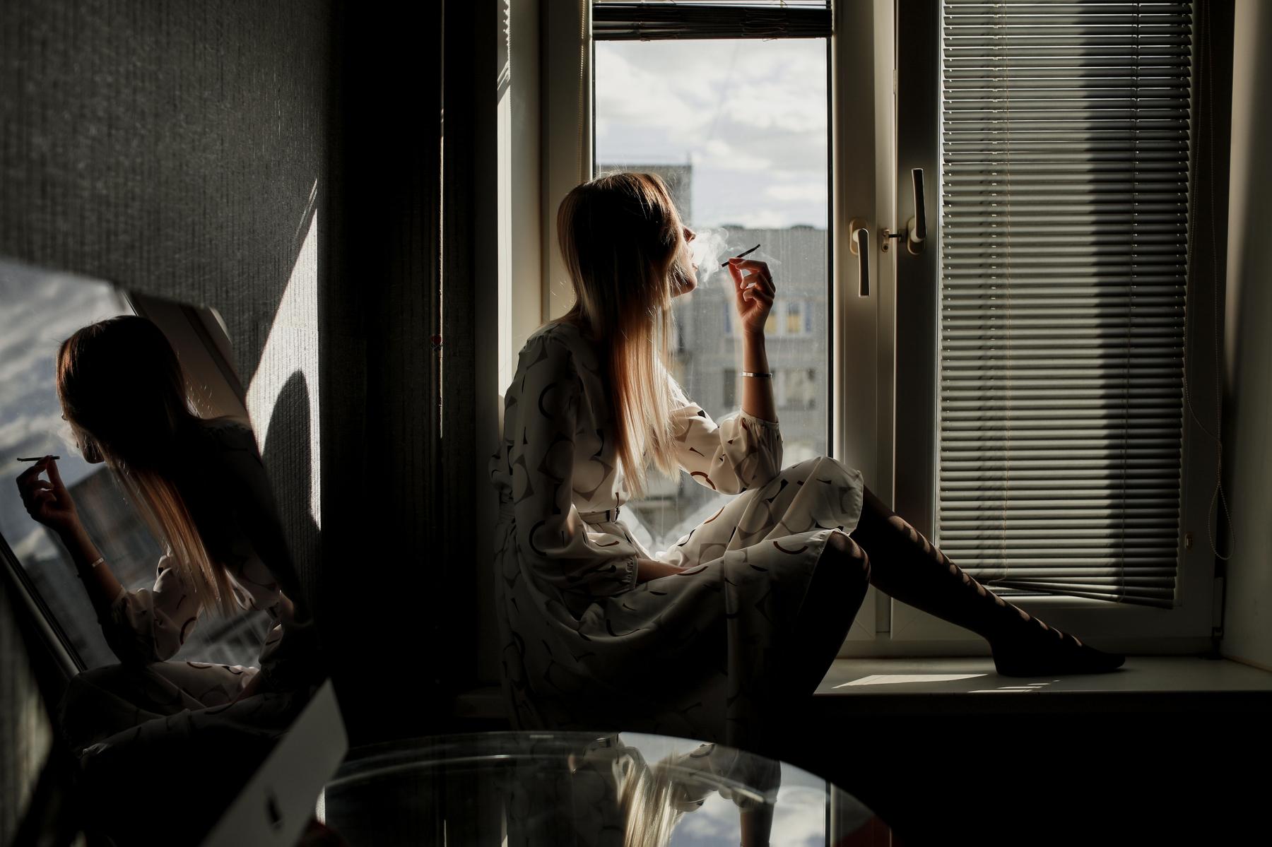 Самоизоляция / фотограф Андрей Парето