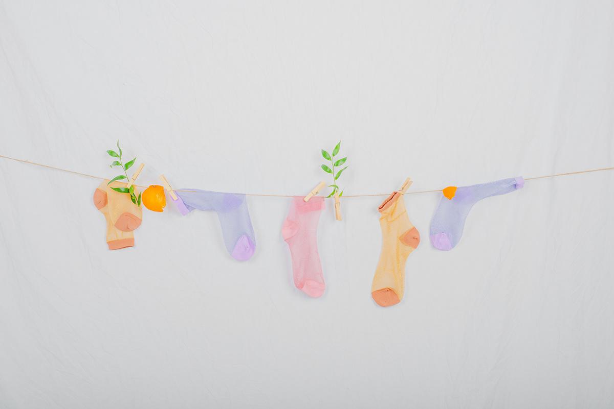 Blossoming for Sockseason