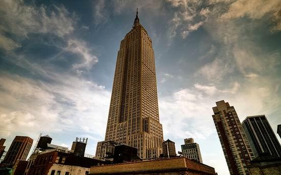 Небоскреб Нью-Йорка