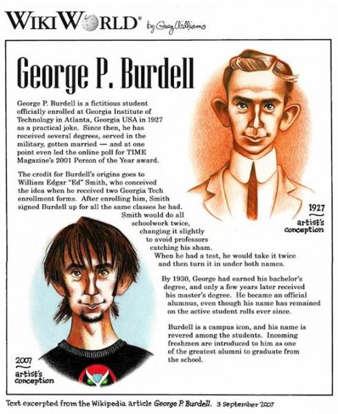 Джордж Бурдел