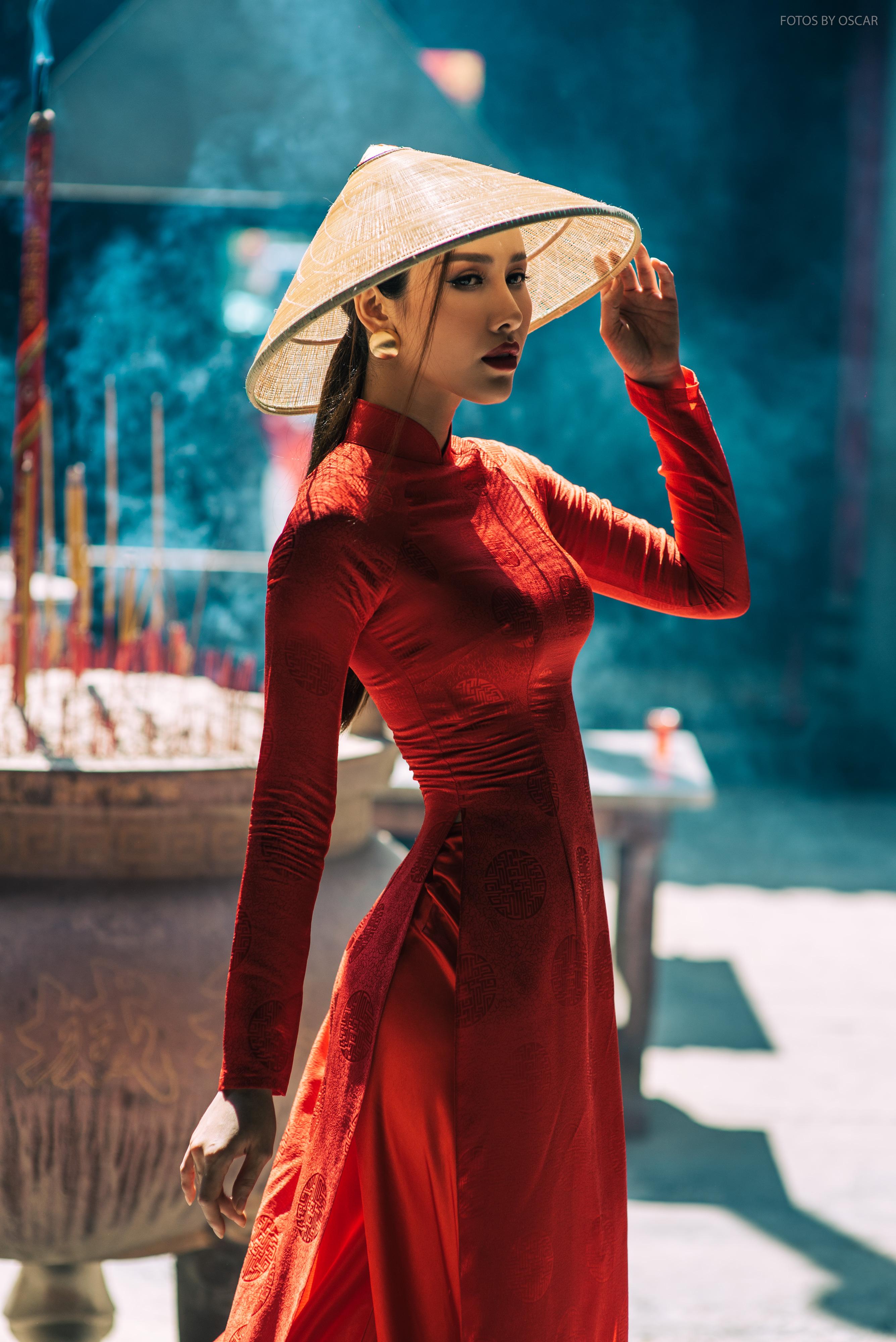 Ao Dai / фото Nguyen Oscar
