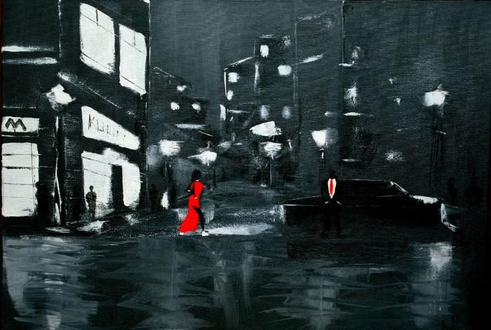 живопись Anto Monti