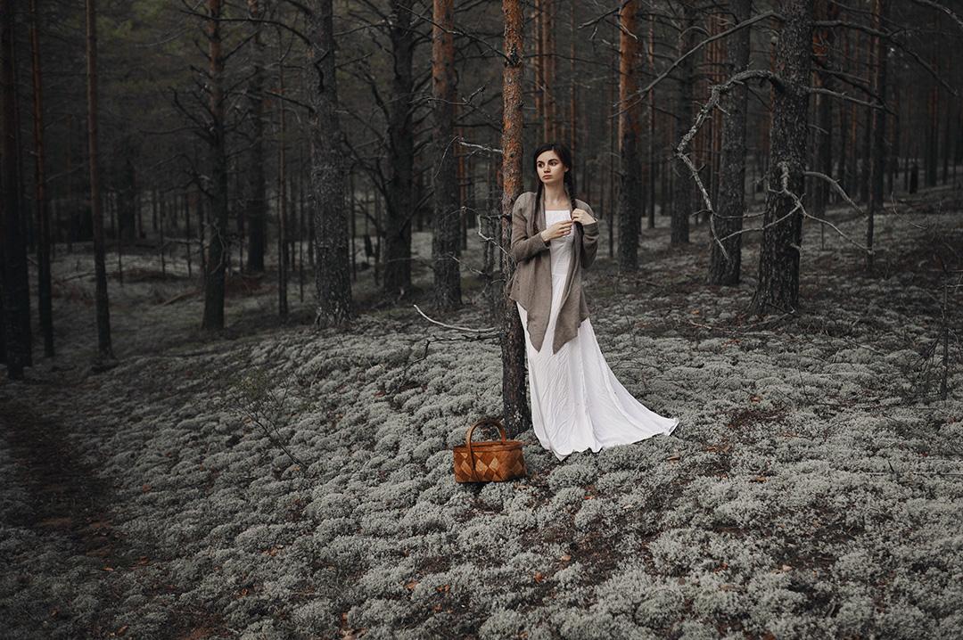 Сказочный лес / фотограф Мария Бабинцева