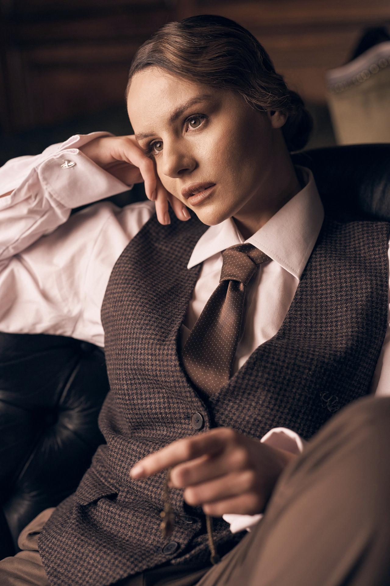 Деловой костюм / фотограф Jaroslav Monchak