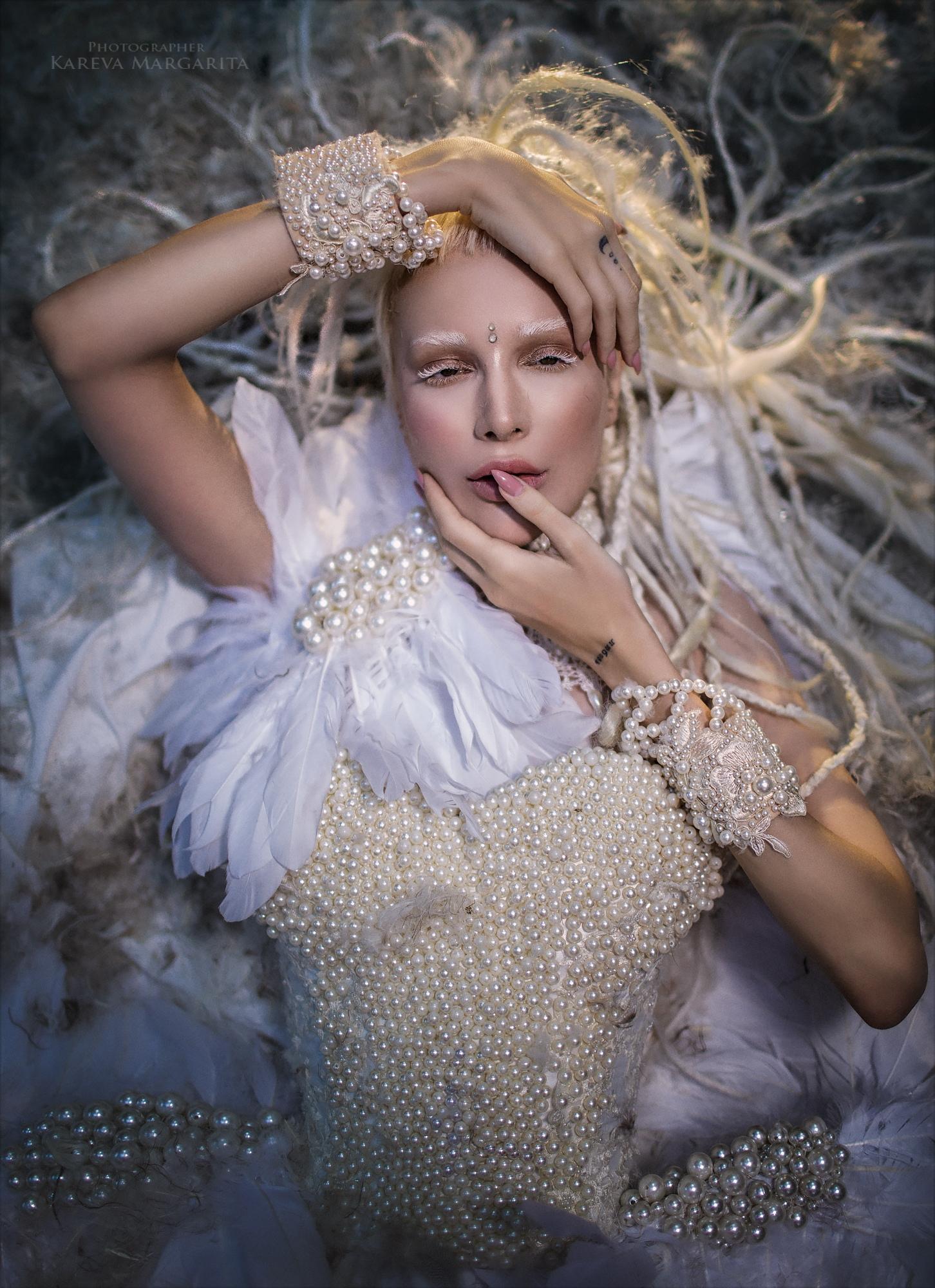Ангельская птица / фотограф Margarita Kareva