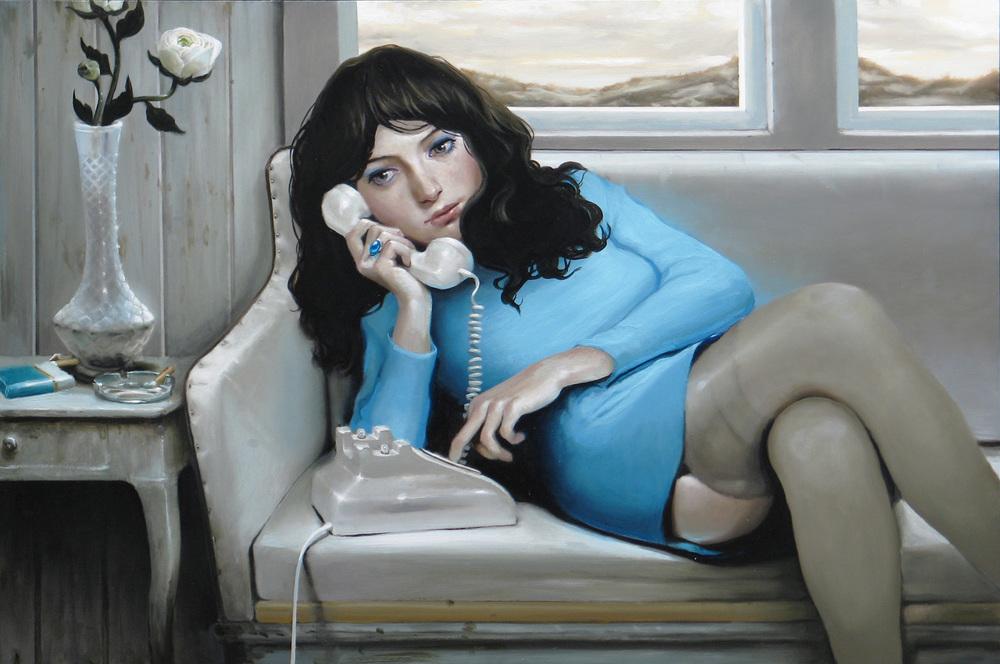 американский художник Jonathan Weiner