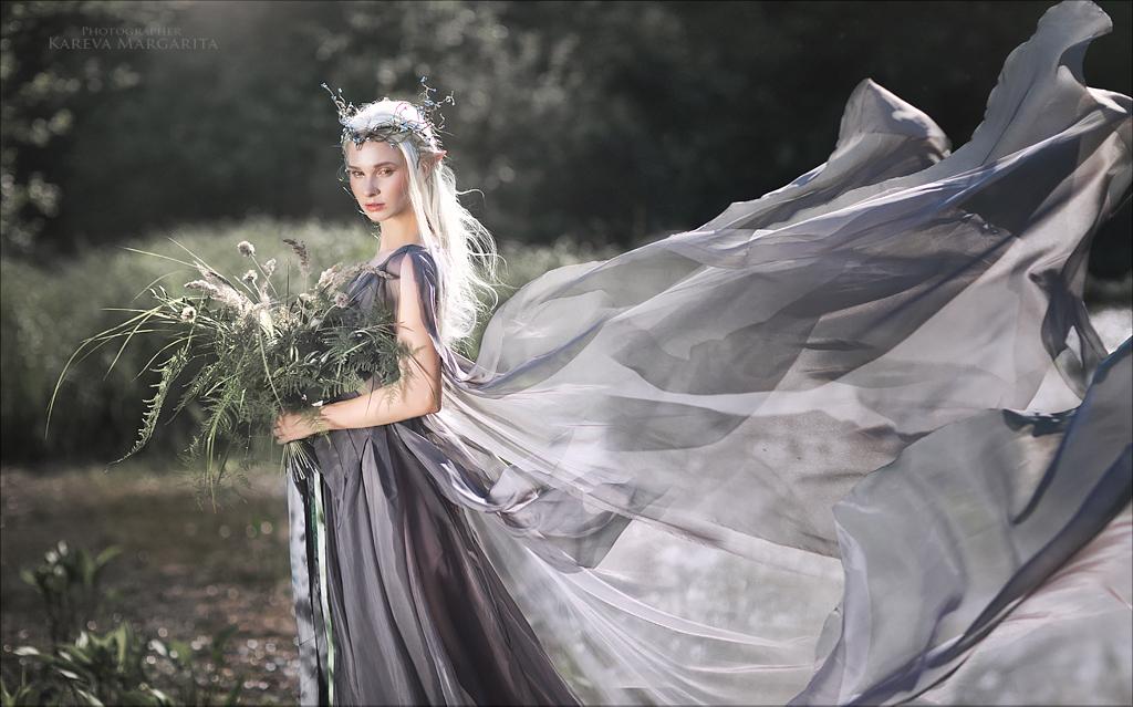 Эльф / фотограф Маргарита Карева