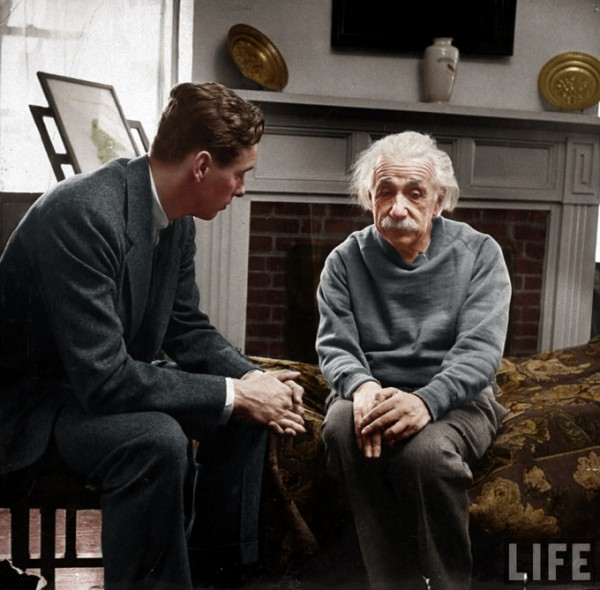 Альберт Эйнштейн (Albert Einstein) 2