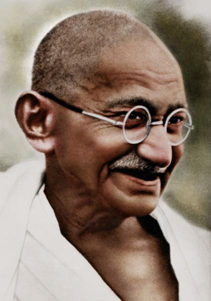 Махатма Ганди (Mahatma Gandhi)