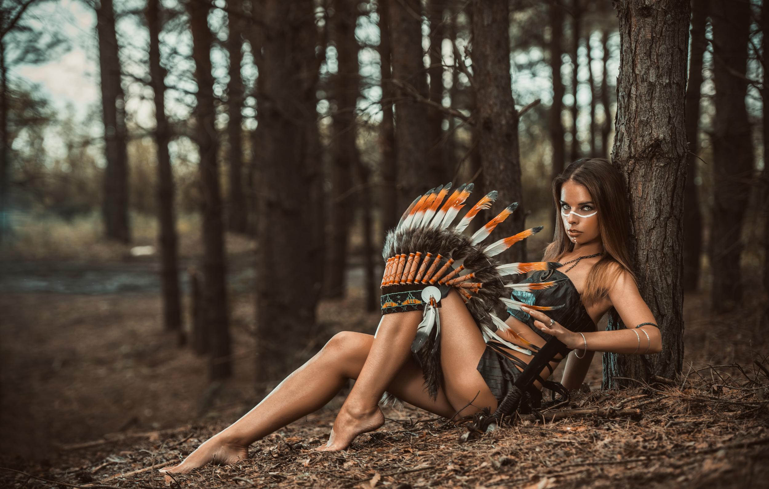 индеец Лора