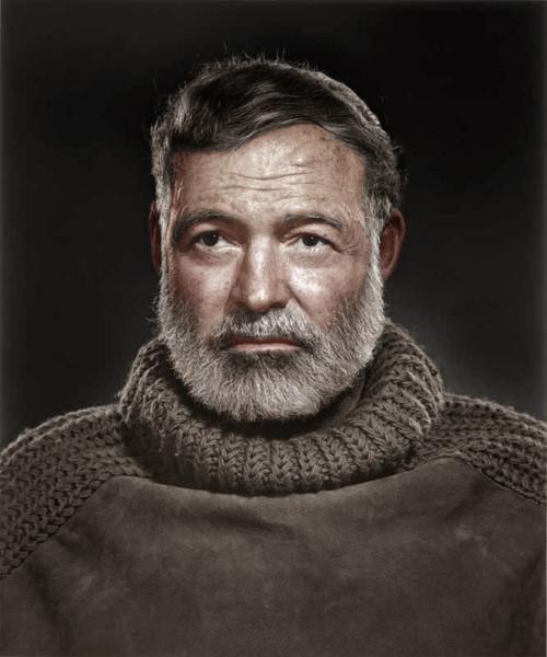 Эрнест Хемингуэй (Ernest Hemingway)