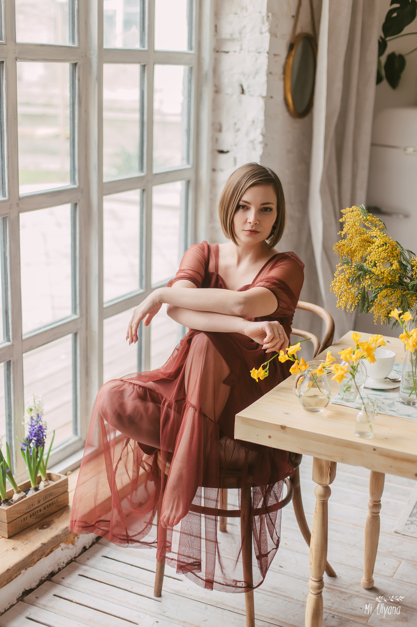 Март / фотограф Ульяна Буканова (Мизинова)