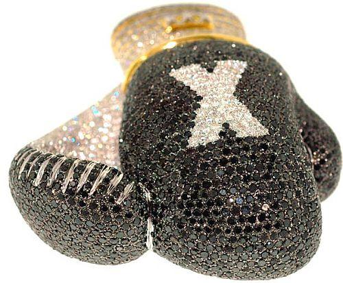 diamond-encrusted-boxing-gloves