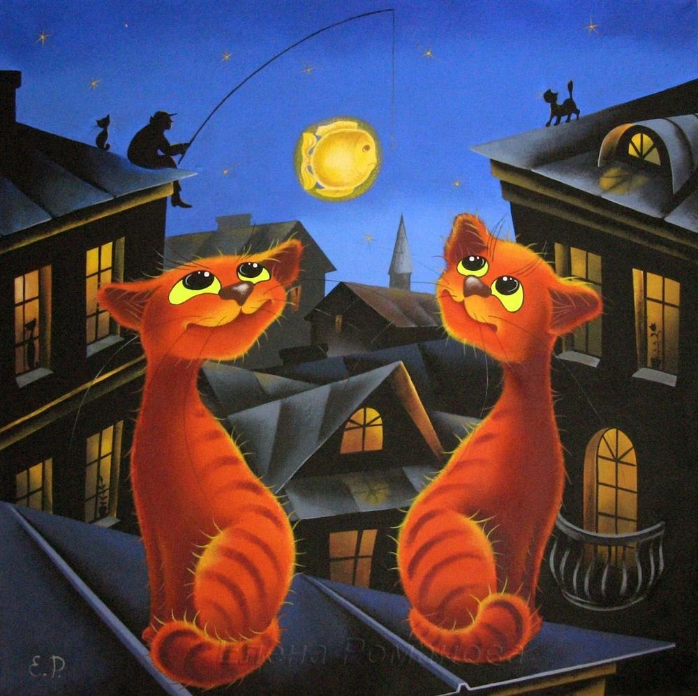 Петербургские коты