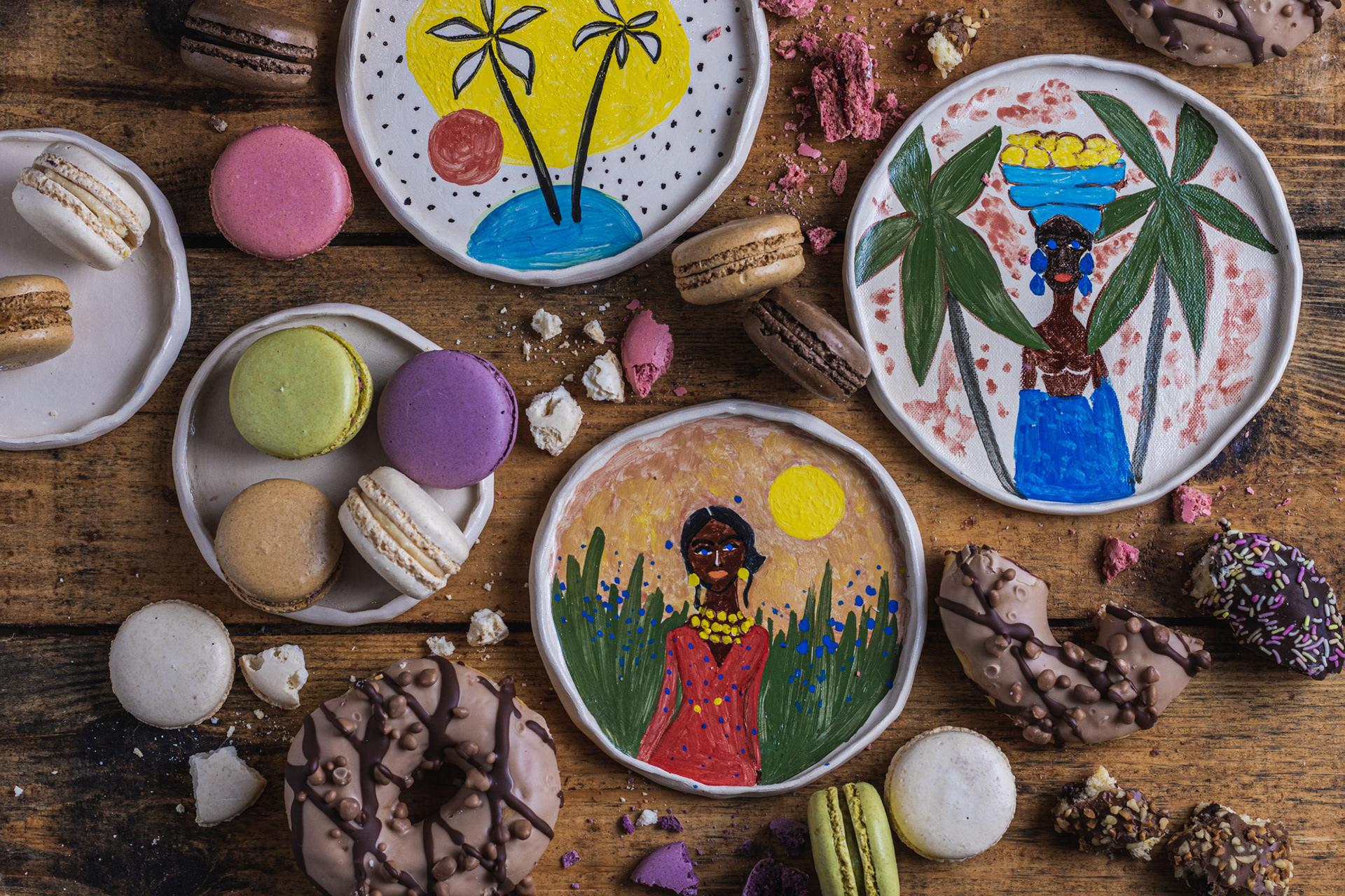 Uganda Ceramic art