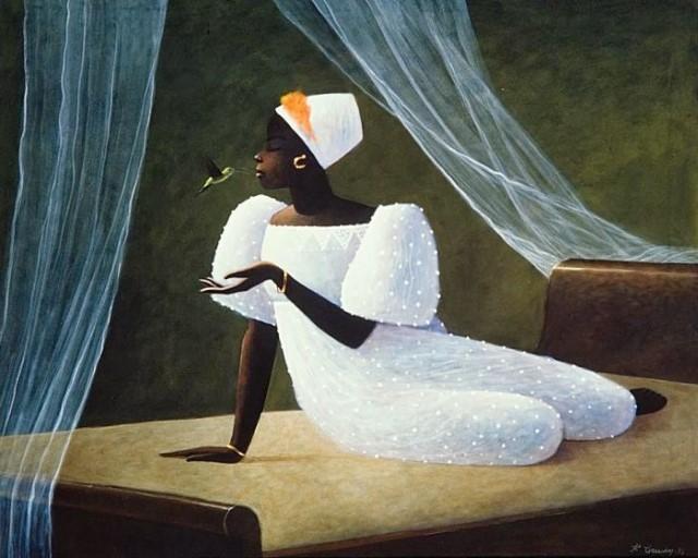 негритянки Francois Cauvin