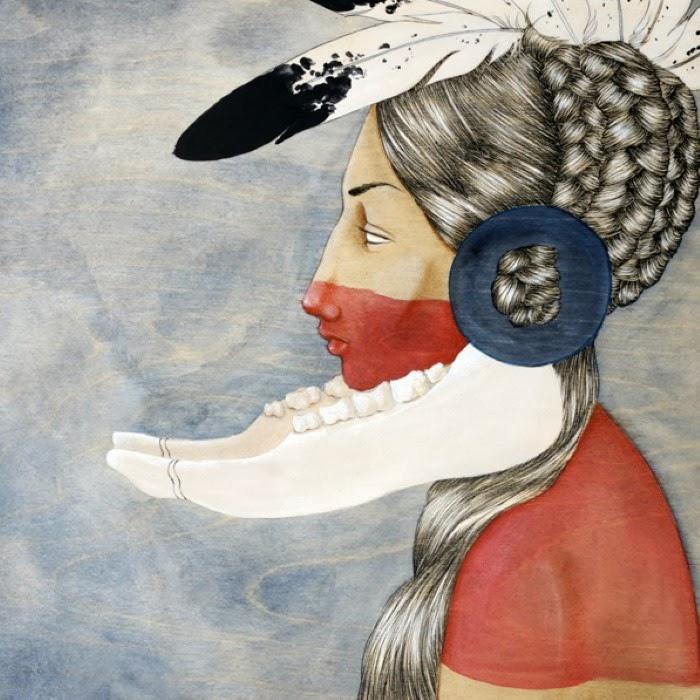 Индейская культура Chelsea Brown