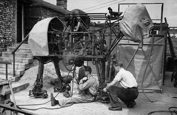 робот-слон 5