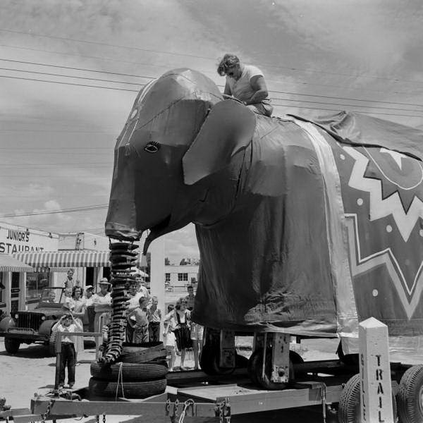 робот-слон 6