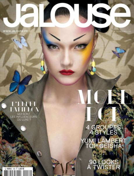 yumi-lambert-jalouse-march-2013-01