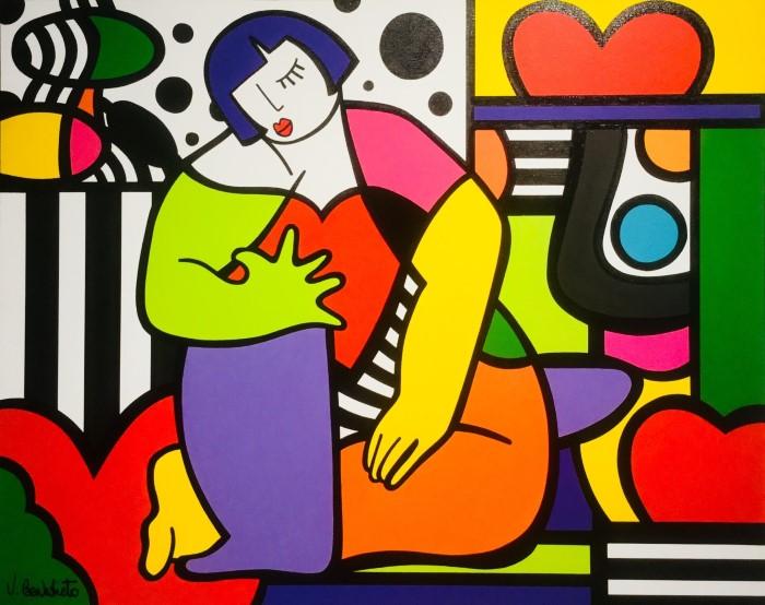 Яблоко и любовь Virginia Benedicto