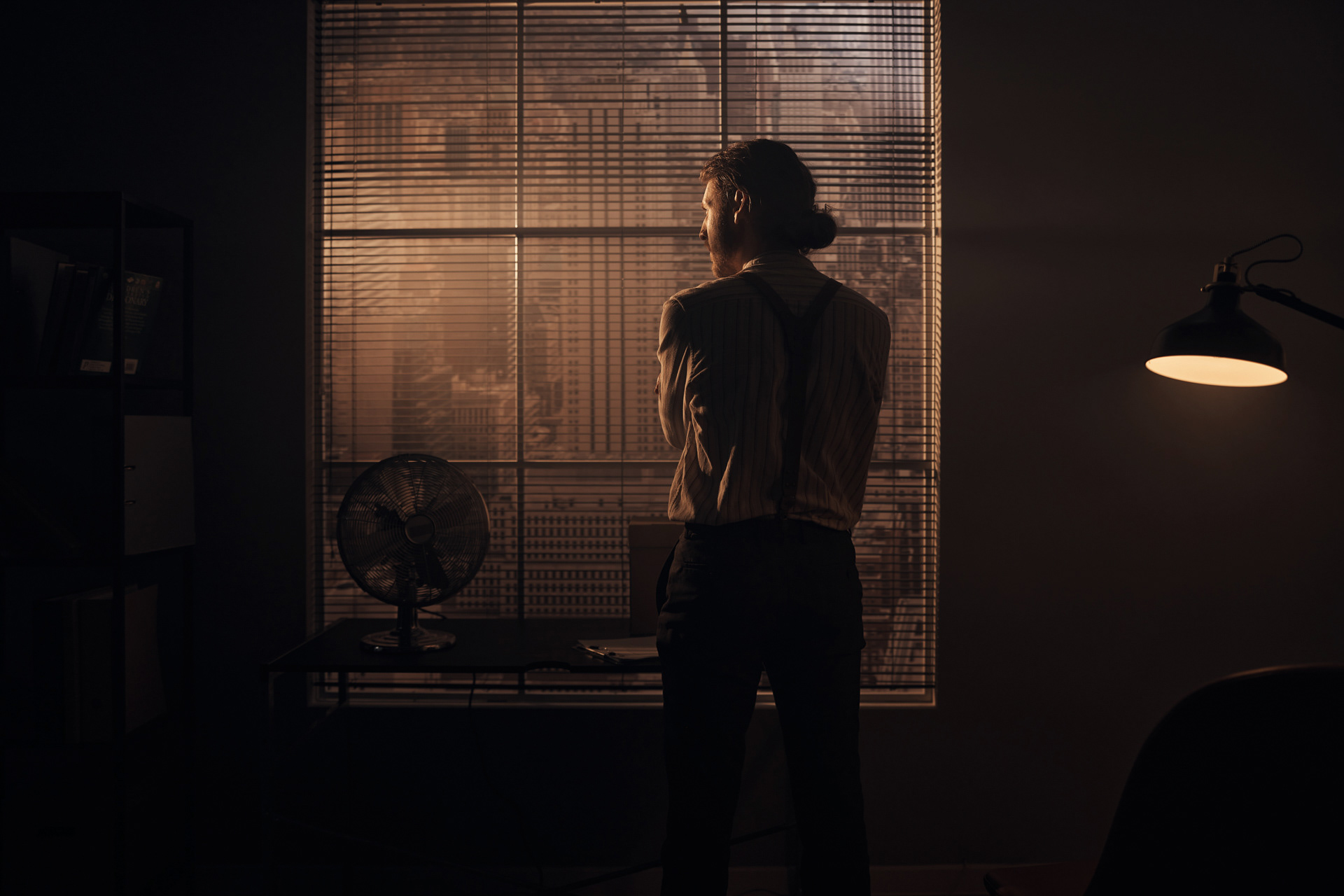 The Detective / фото Jaroslav Monchak
